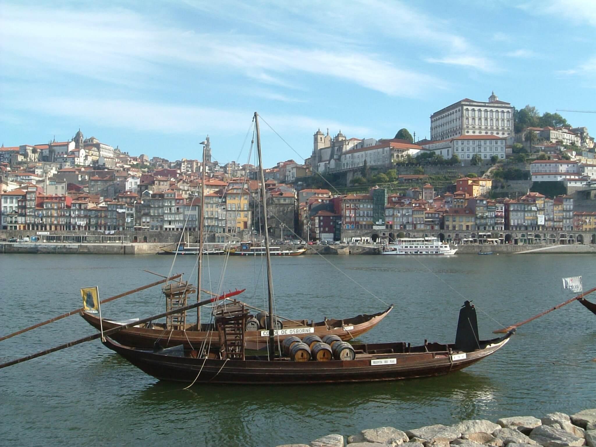 Motorreis Portugal – Porto route2
