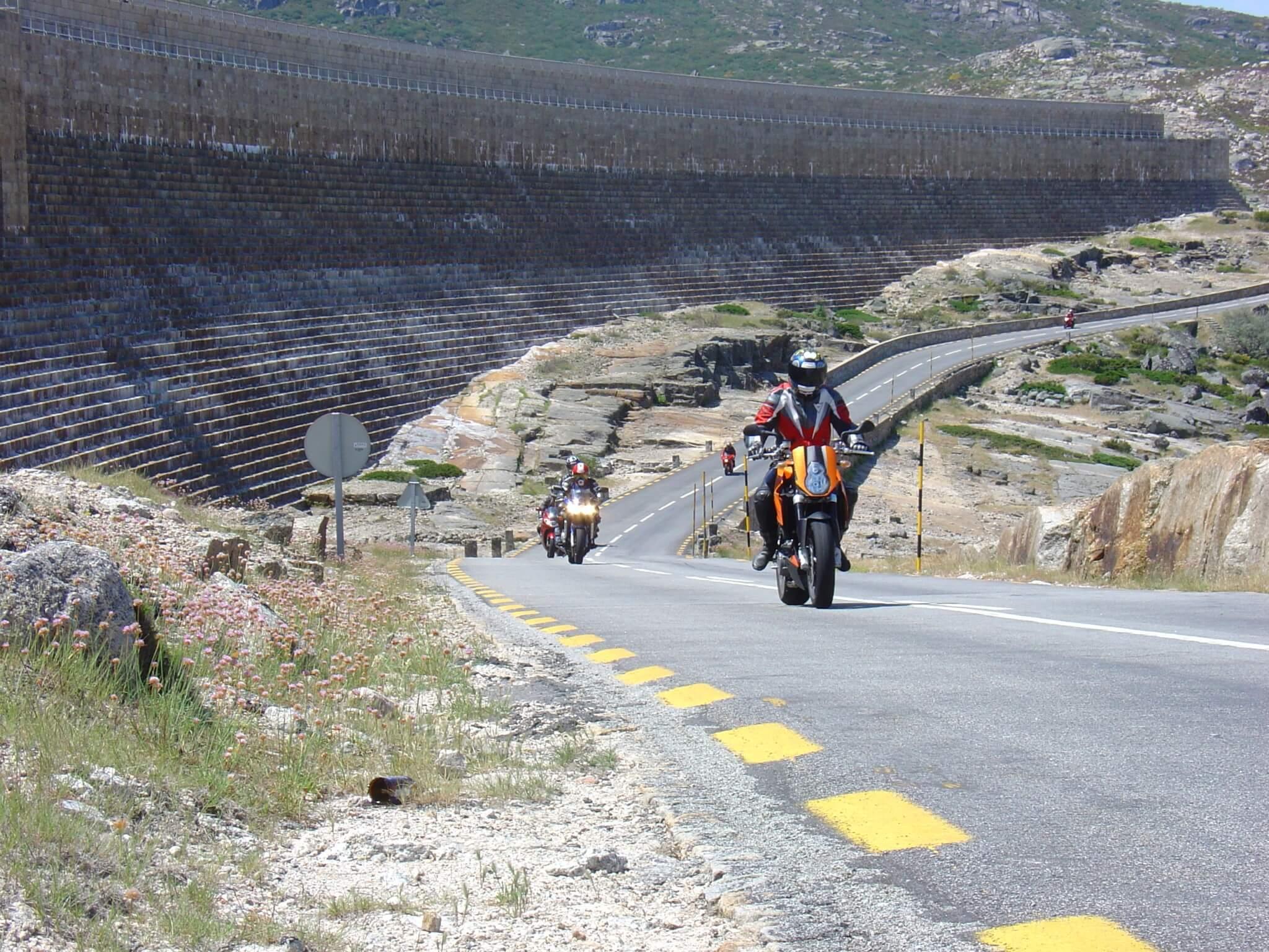 Motorreis Portugal – Porto route4