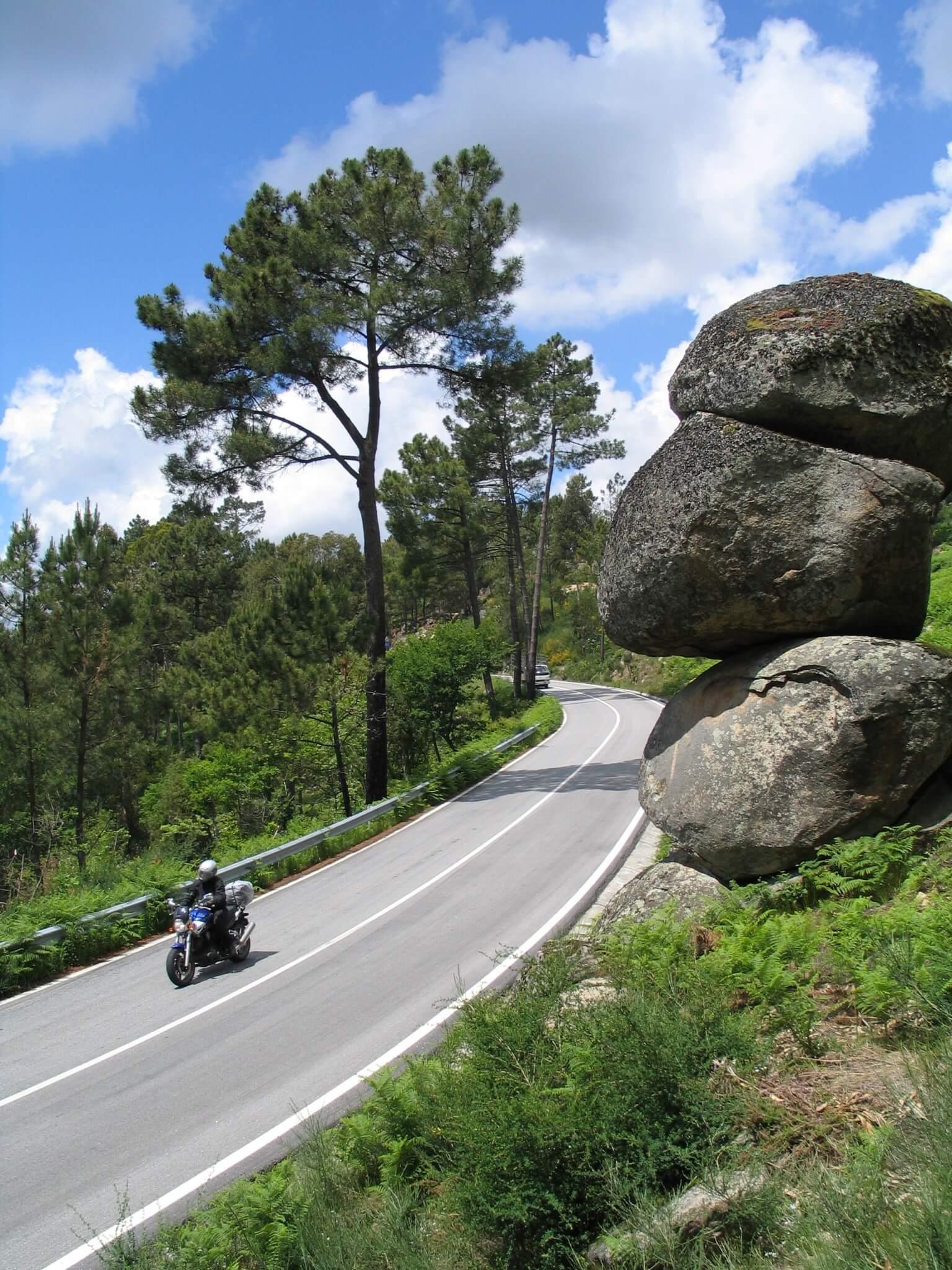 Motorreis Portugal – Porto route6