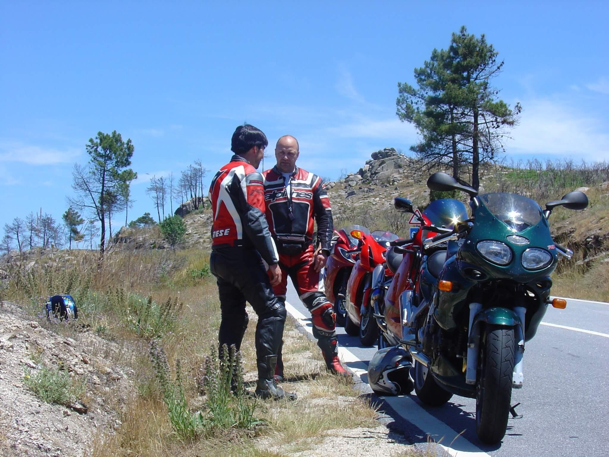 Motorreis Portugal – Porto route8