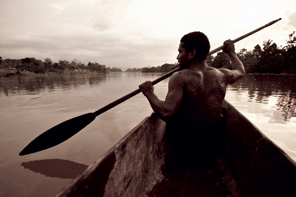 Papoea Nieuw Guinea – The Golden Sepik1