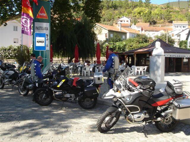 Spanje : Motorreis Andalusië6