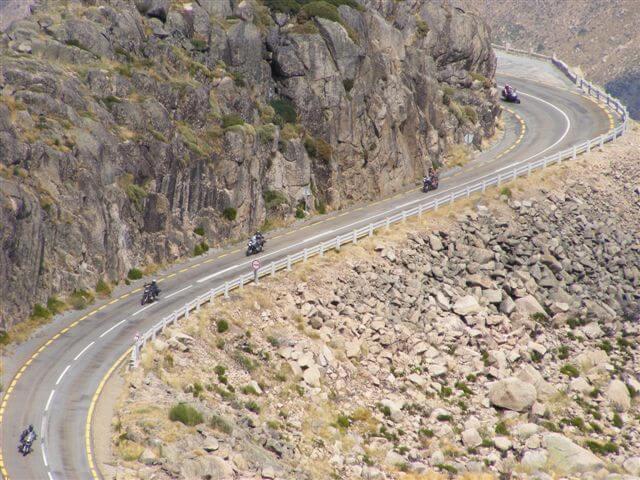 Spanje : Motorreis Andalusië7