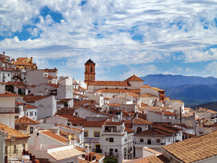 Spanje : Motorreis Andalusië3