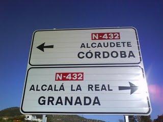 Spanje : Motorreis Andalusië4