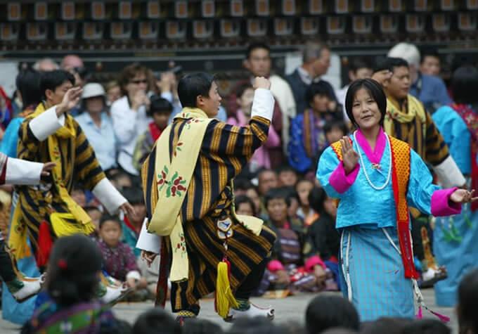 Groepsreis Bhutan – Troon der Goden12