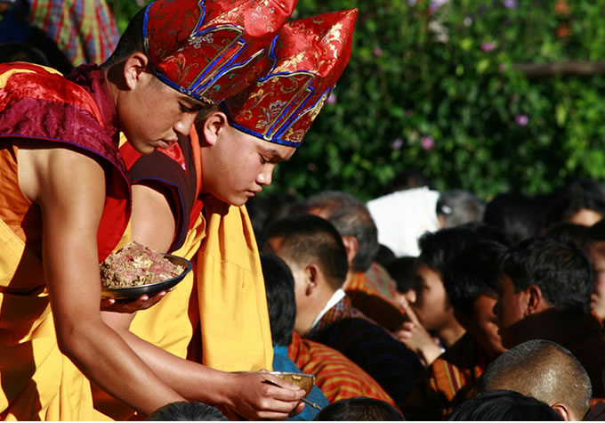 Bhutan – Troon der Goden2