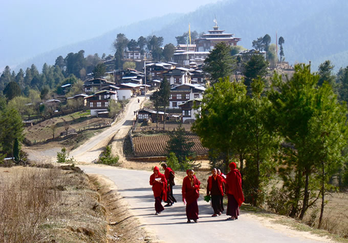 Bhutan – Troon der Goden4