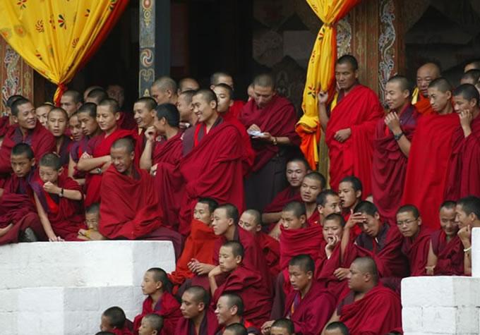 Bhutan – Troon der Goden5