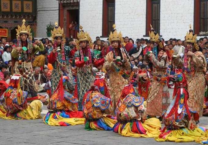 Groepsreis Bhutan – Troon der Goden5