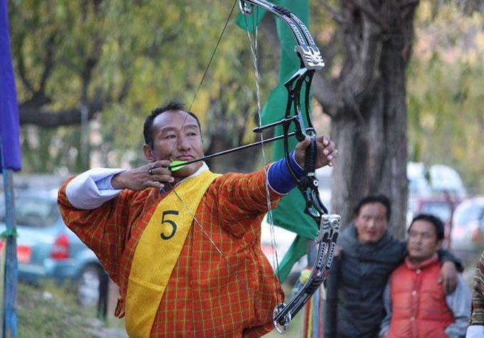 Bhutan – Troon der Goden7