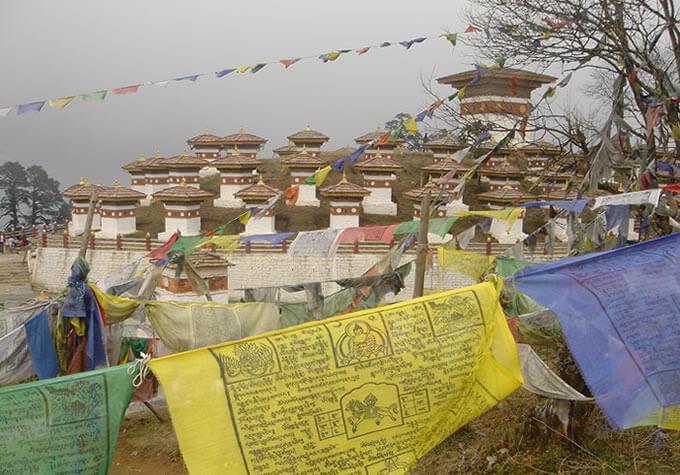 Groepsreis Bhutan – Troon der Goden7