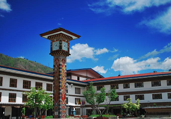 Bhutan – Troon der Goden8