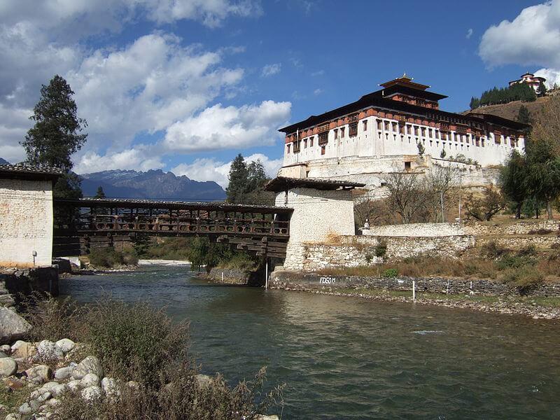 Groepsreis Bhutan – Troon der Goden11