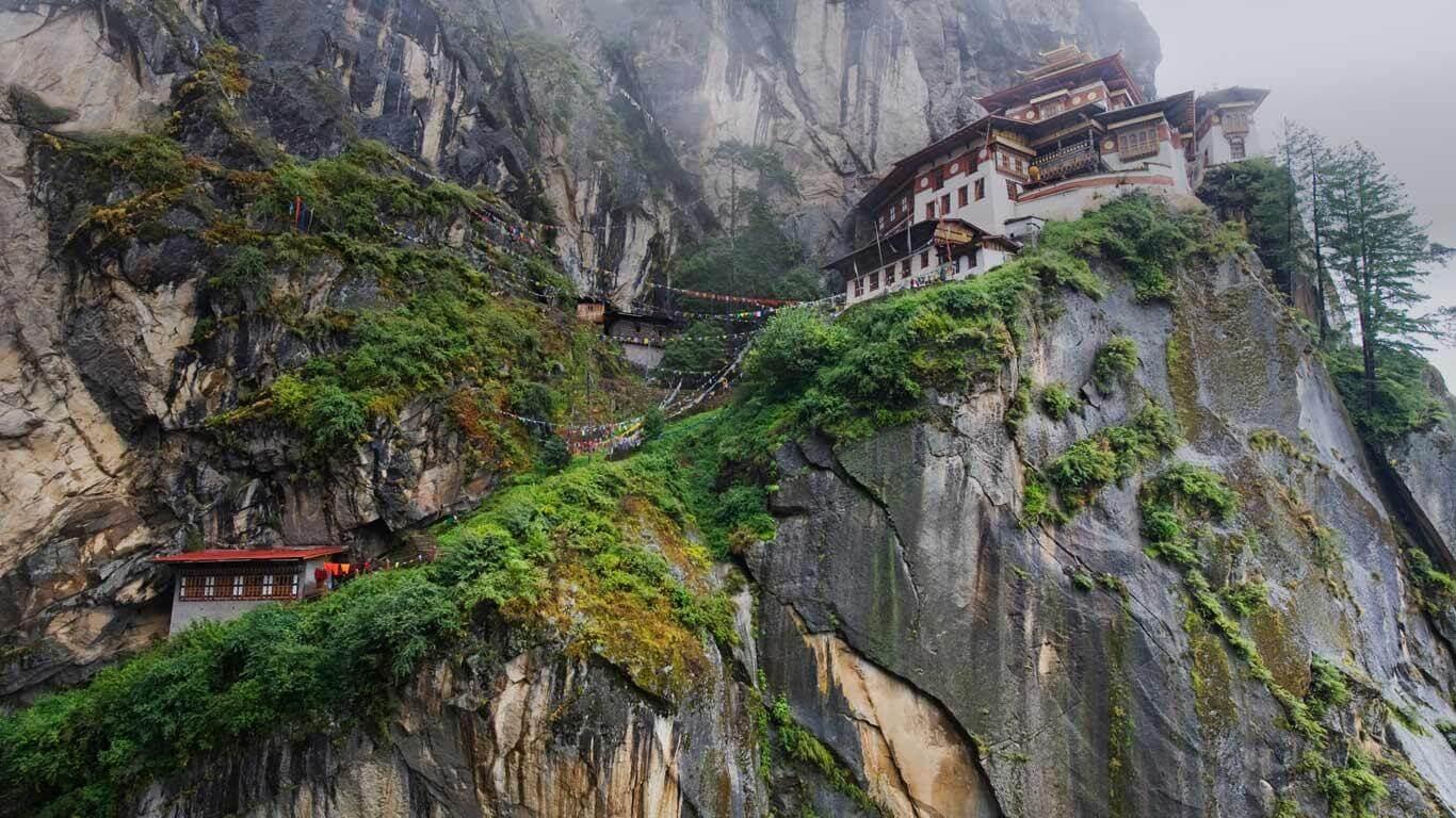Bhutan – Troon der Goden9