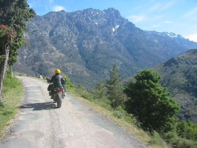 Frankrijk – Corsica motorreis4
