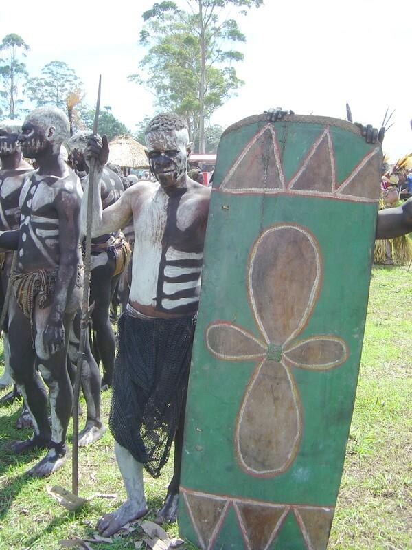 groepsreis Papoea Nieuw Guinea