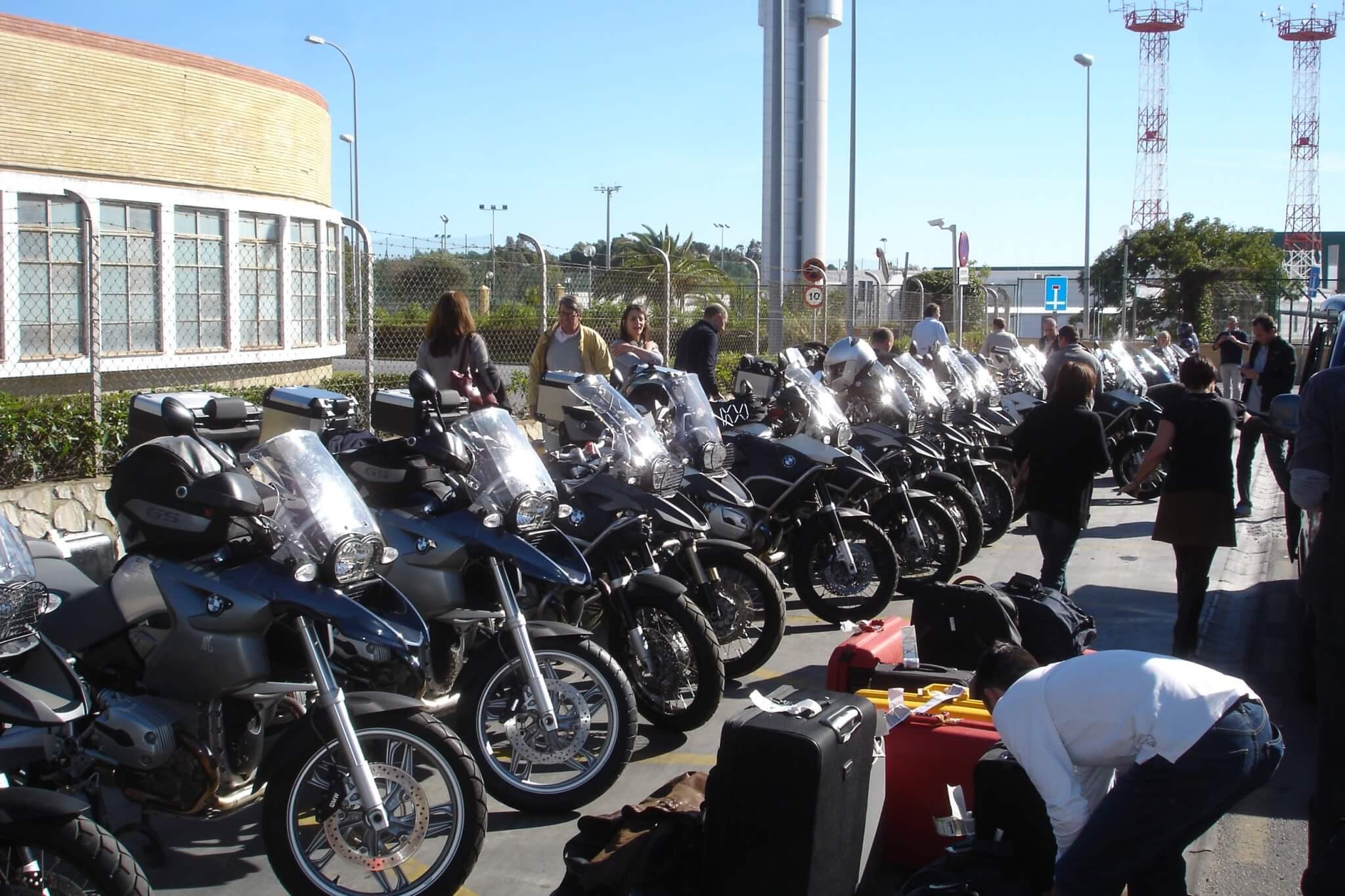 Motorreis Spanje : langs de toppen van de Sierra Nevada5