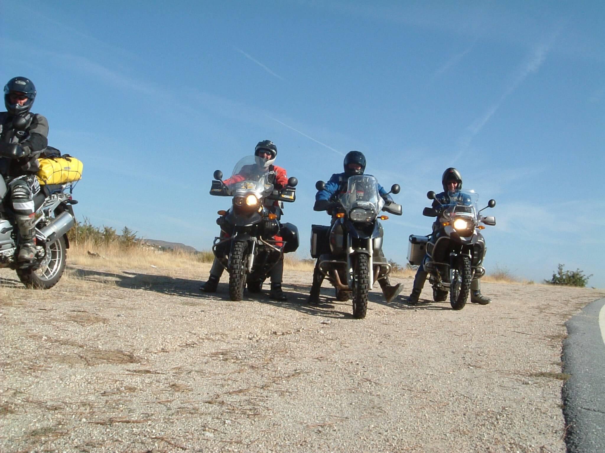 Motorreis Marokko : de imperial steden33
