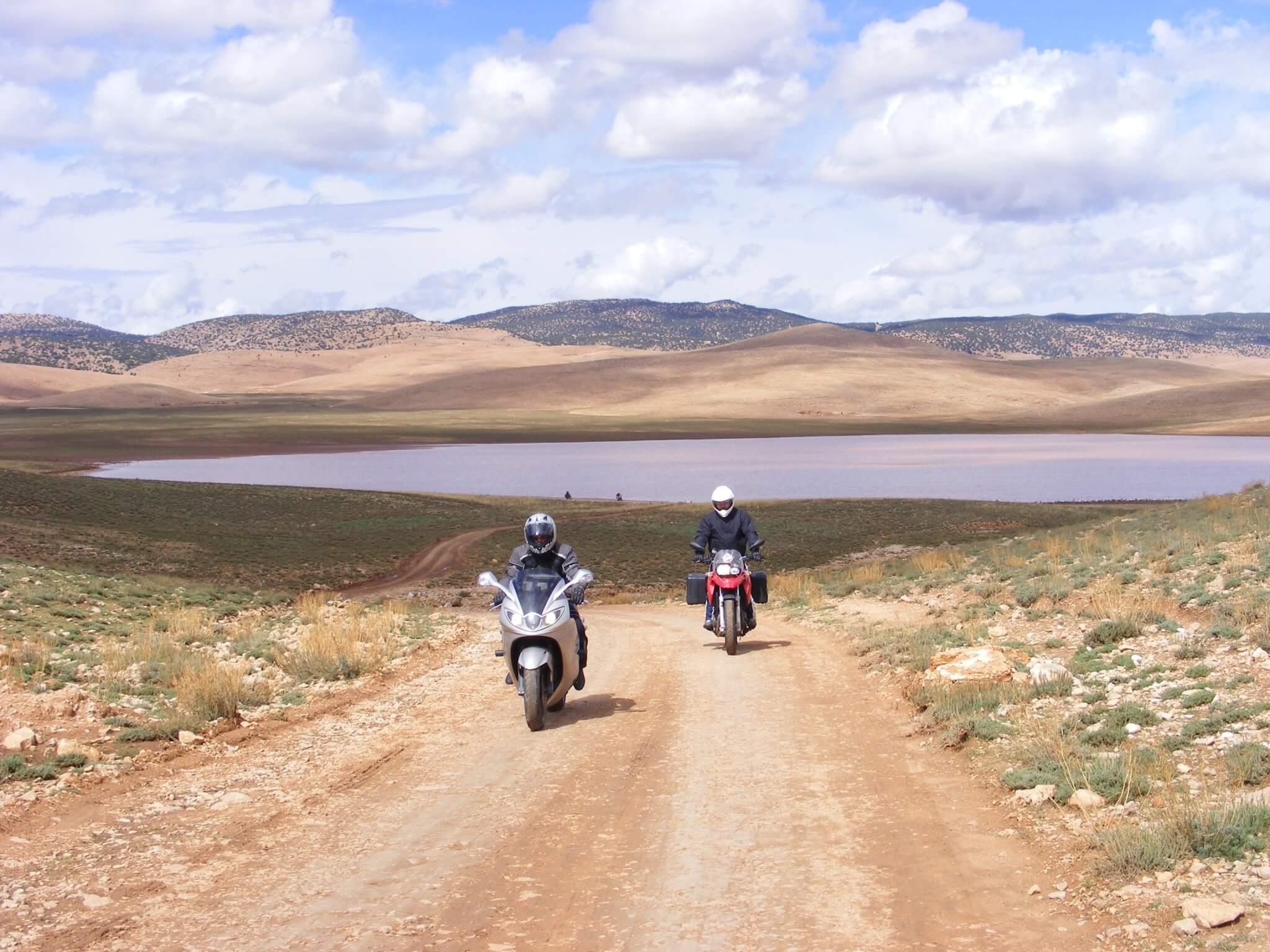 Motorreis Marokko : naar de poort van de Sahara5