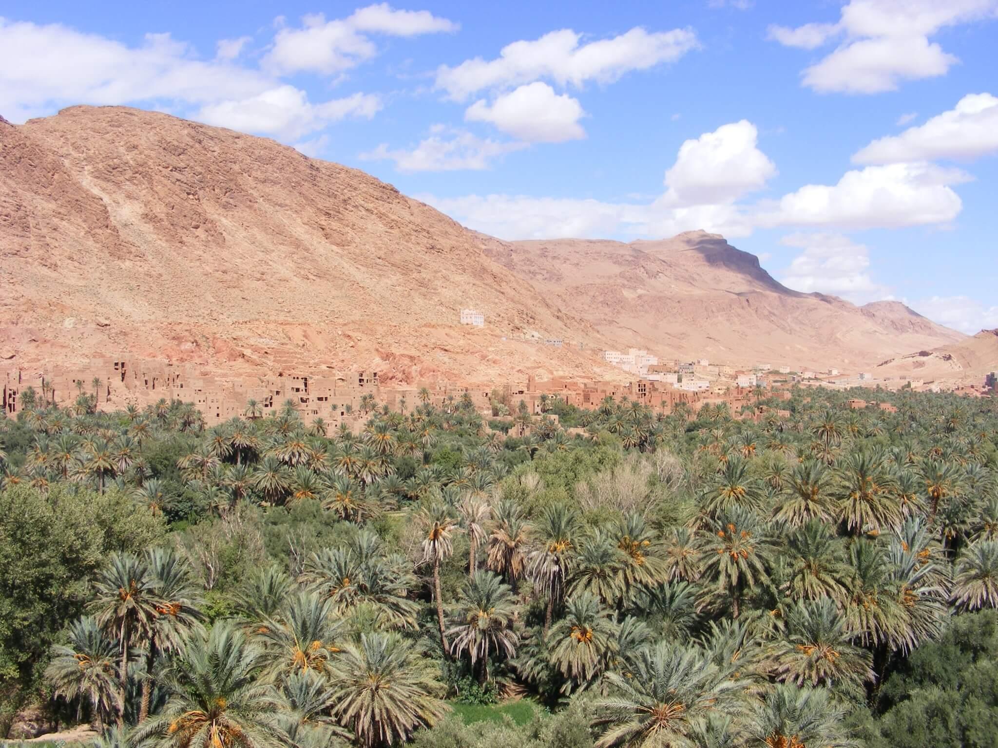 Motorreis Marokko : de imperial steden36