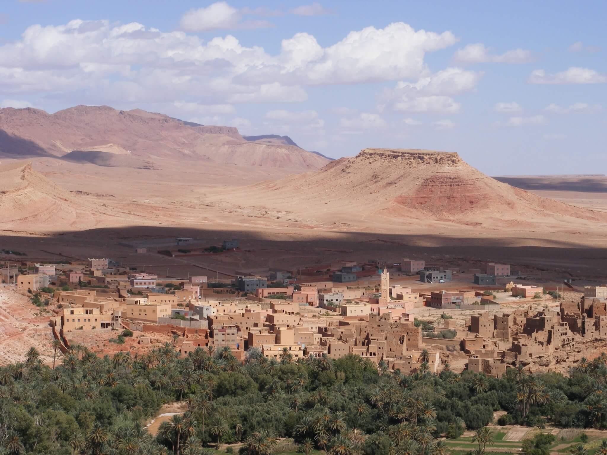Motorreis Marokko : de imperial steden37