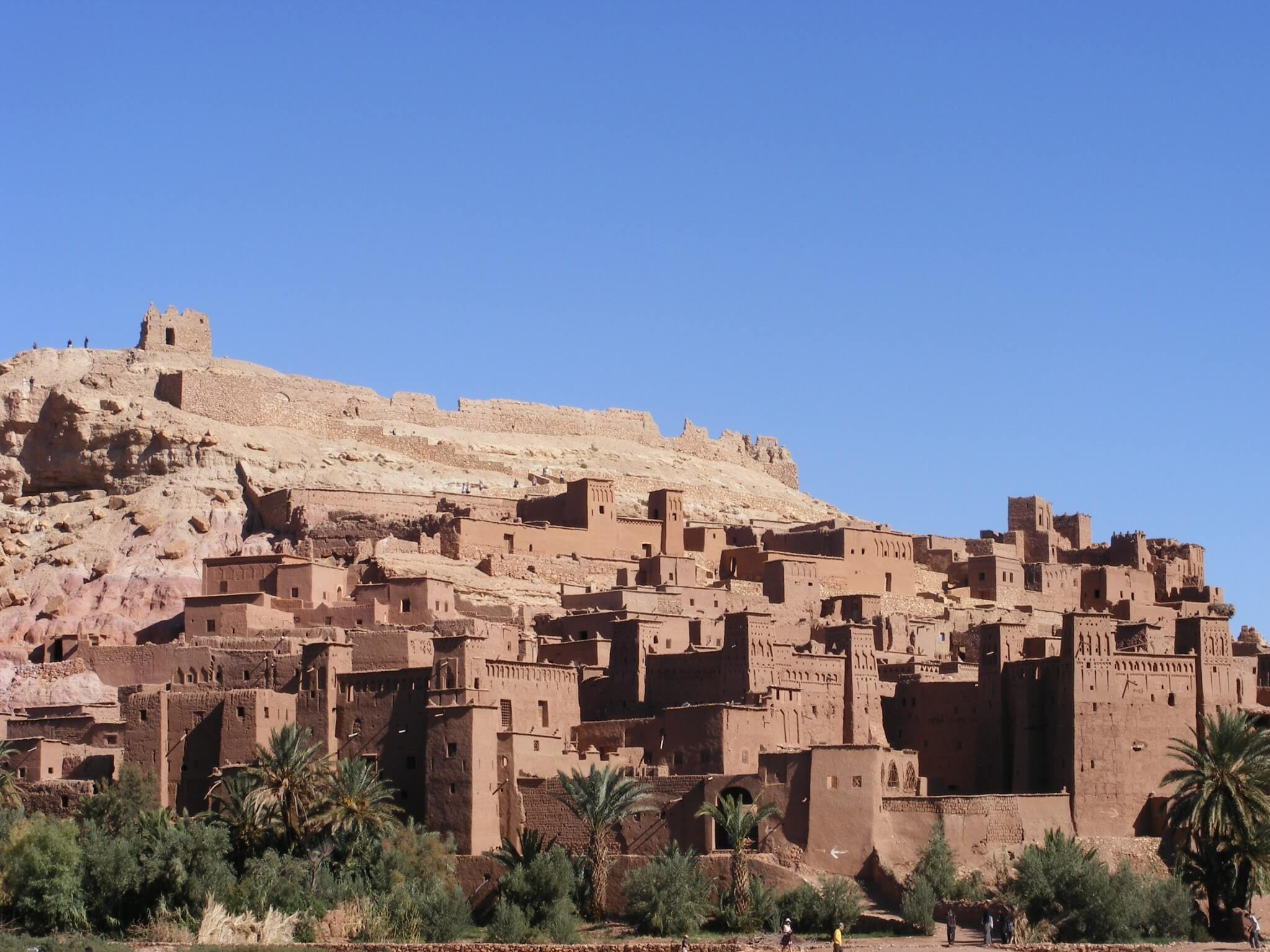 Motorreis Marokko : de imperial steden38