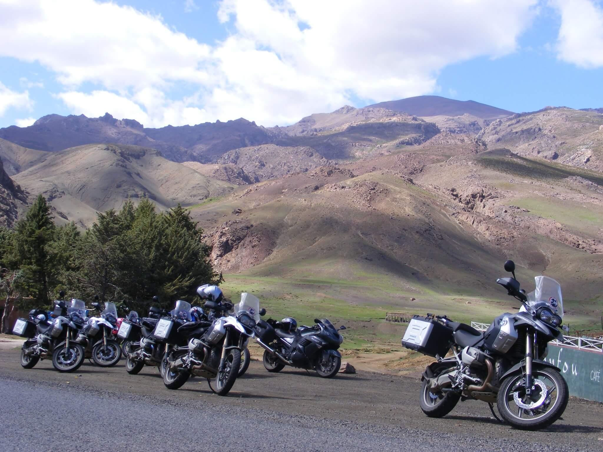 Motorreis Marokko : de imperial steden39