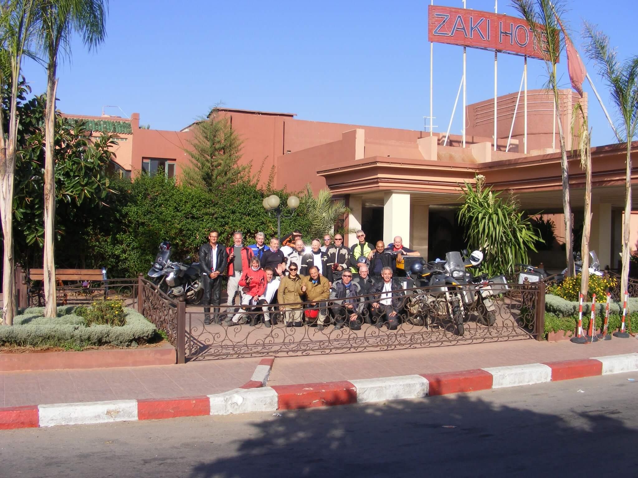 Motorreis Marokko : de imperial steden32