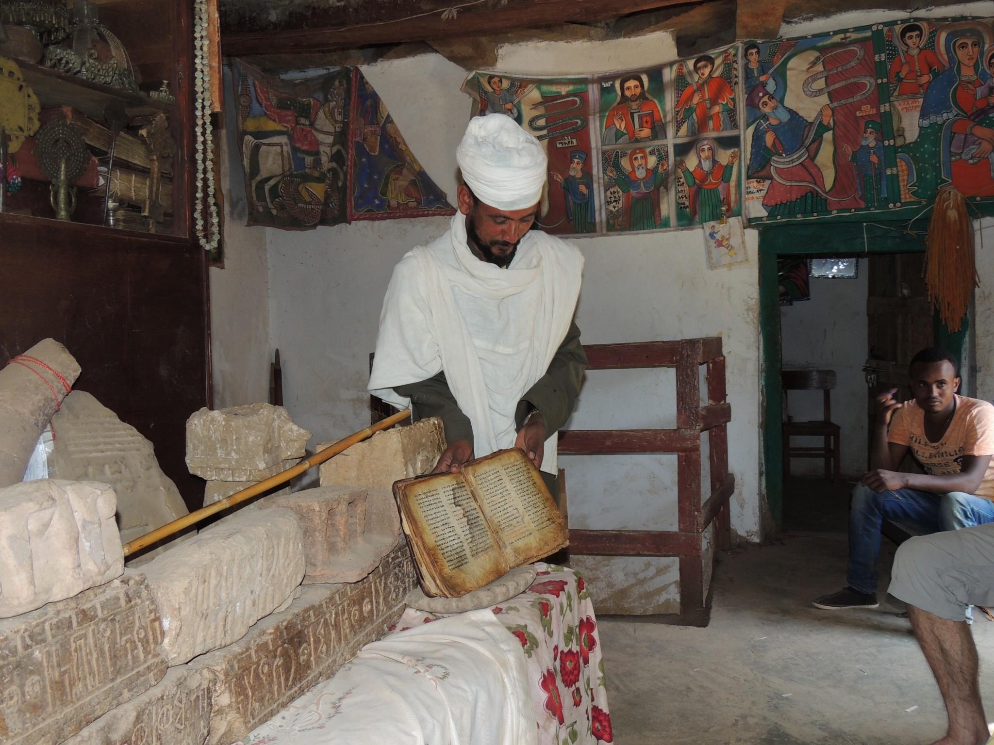 Ethiopie, bewaarde oudheden