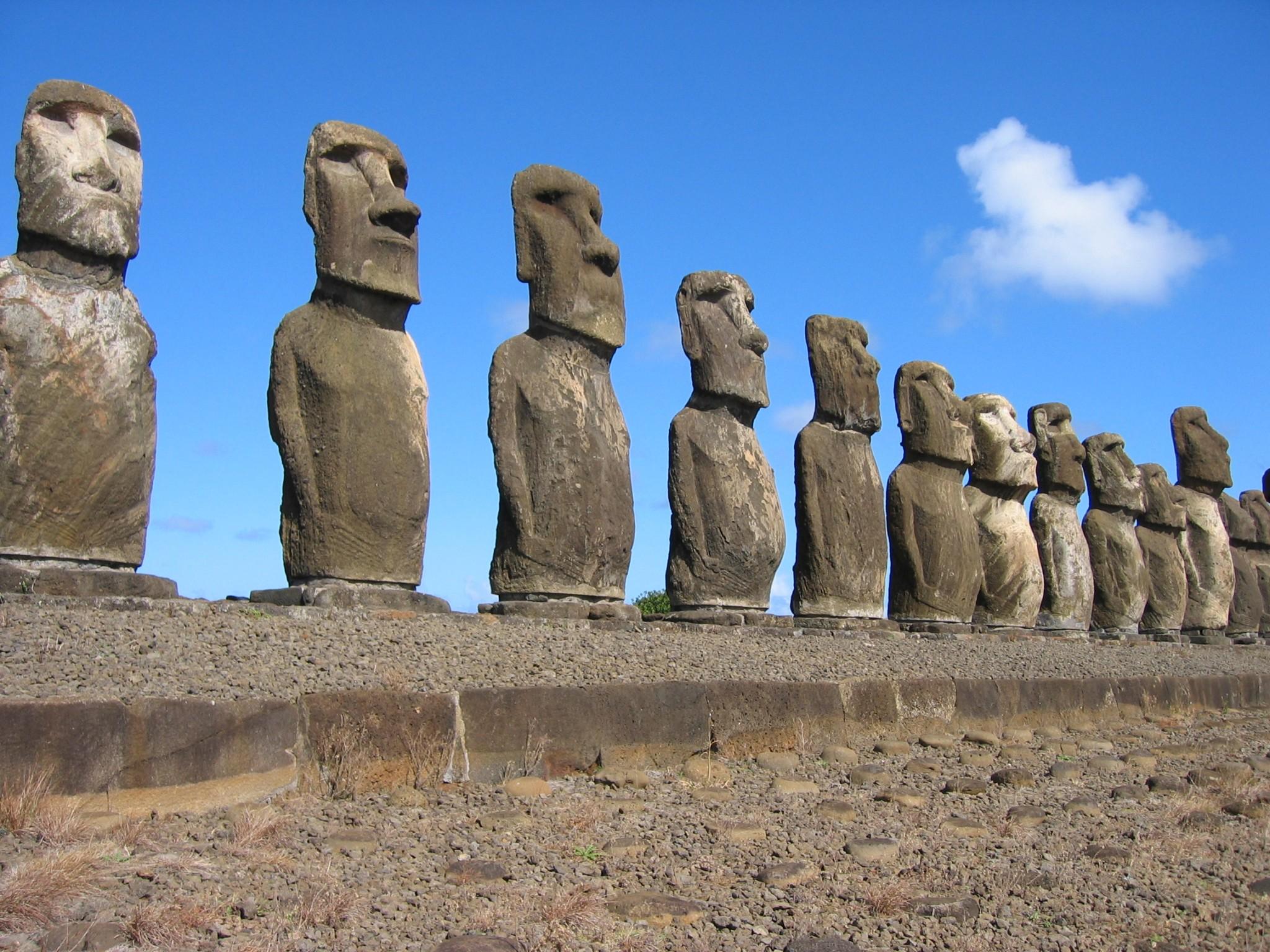 Rondreis Chili – De geheimen van het Paaseiland1