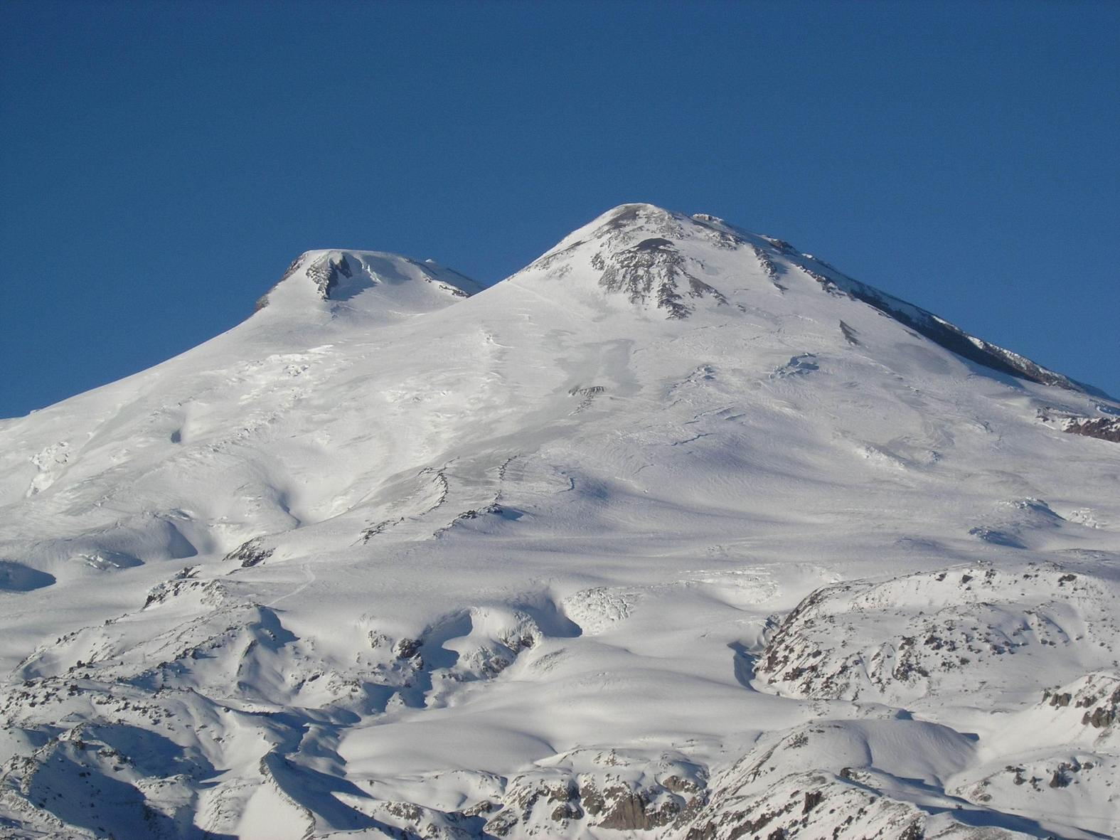 Expeditie Elbrus Rusland Noord Route1