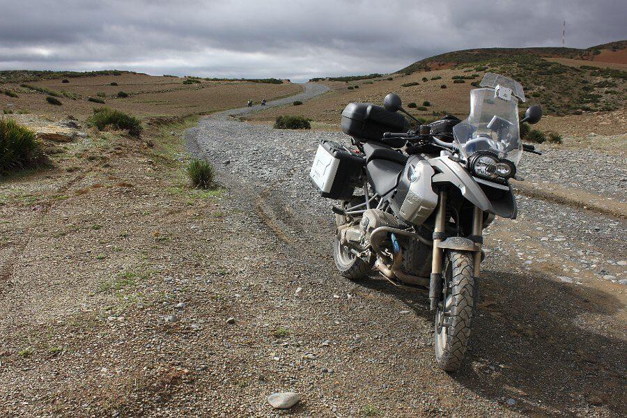 Motorreis Marokko : naar de poort van de Sahara6