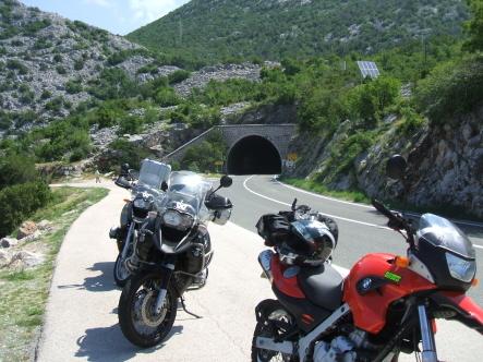 Motorreis Kroatië en Bosnië1