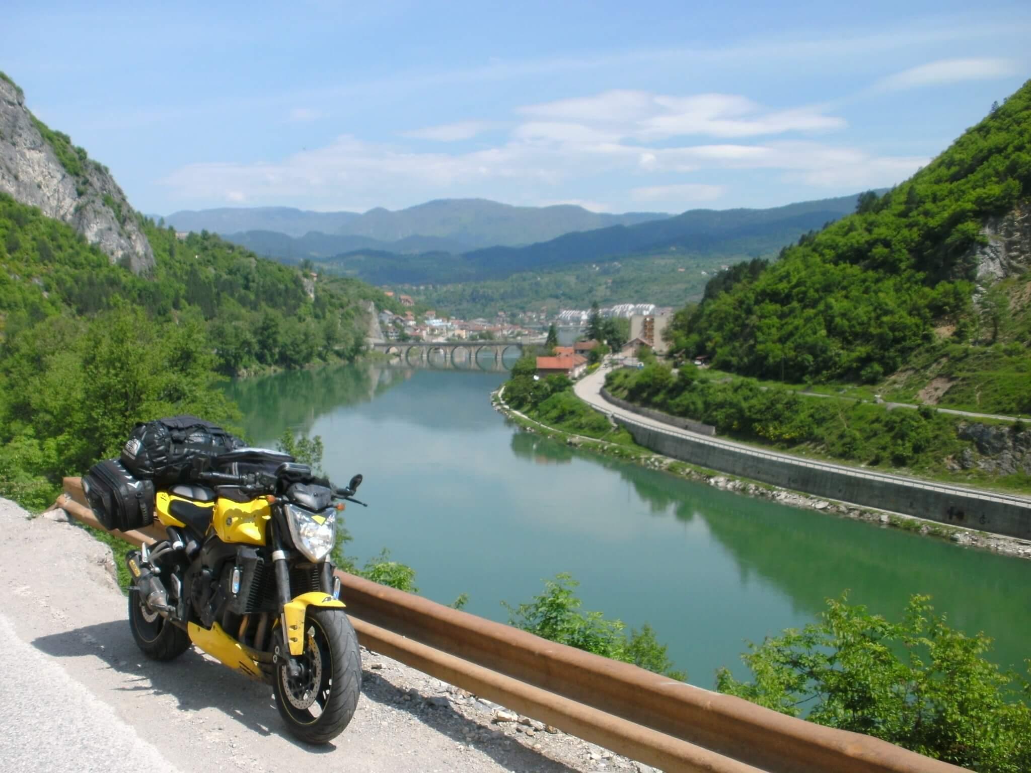 Motorreis Kroatië en Bosnië5
