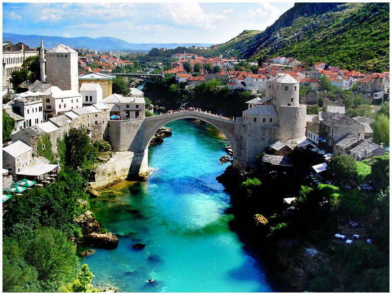 Motorreis Kroatië en Bosnië2