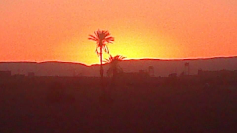 Motorreis Marokko : naar de poort van de Sahara10