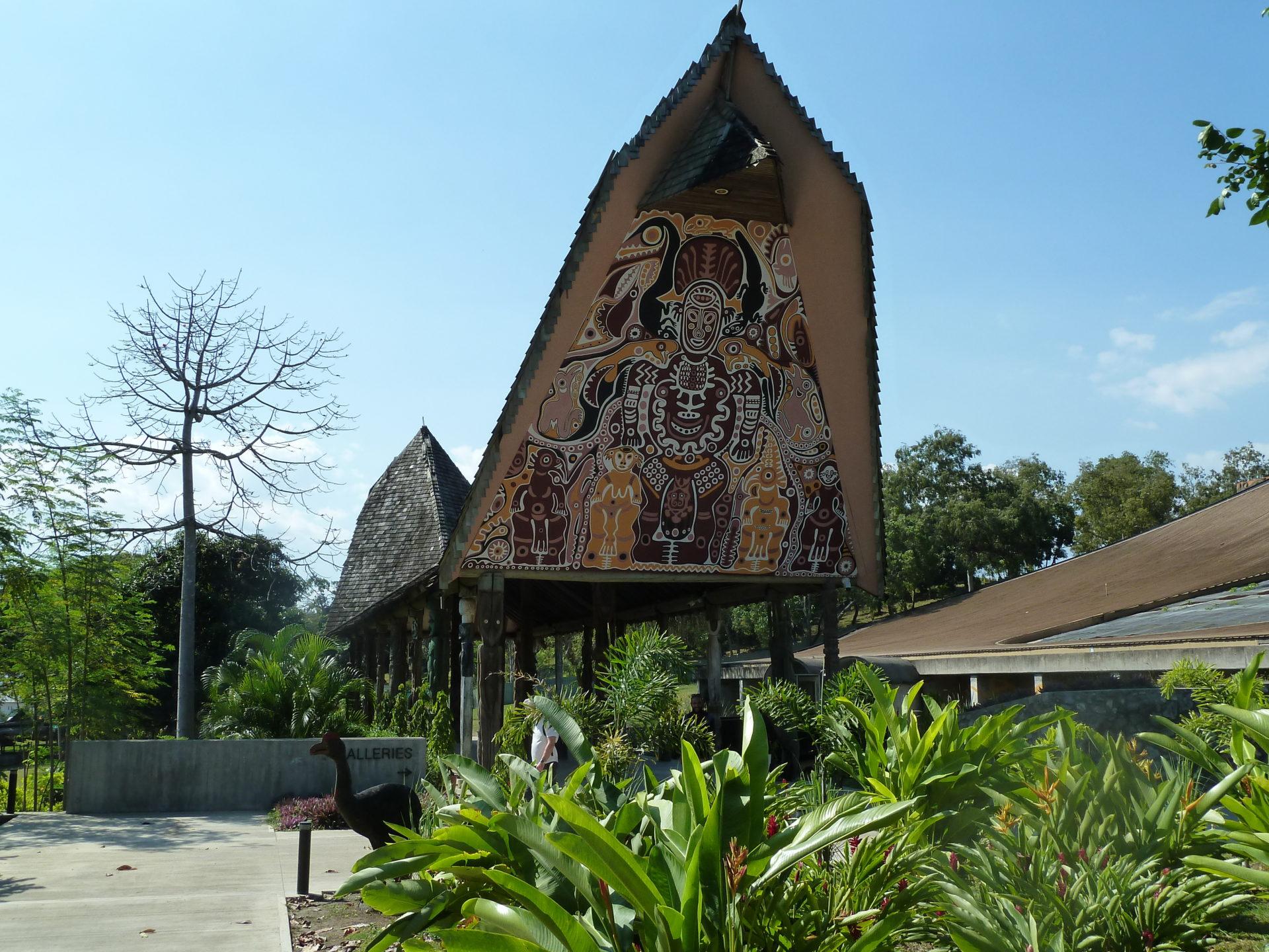 National museum Port Moresby