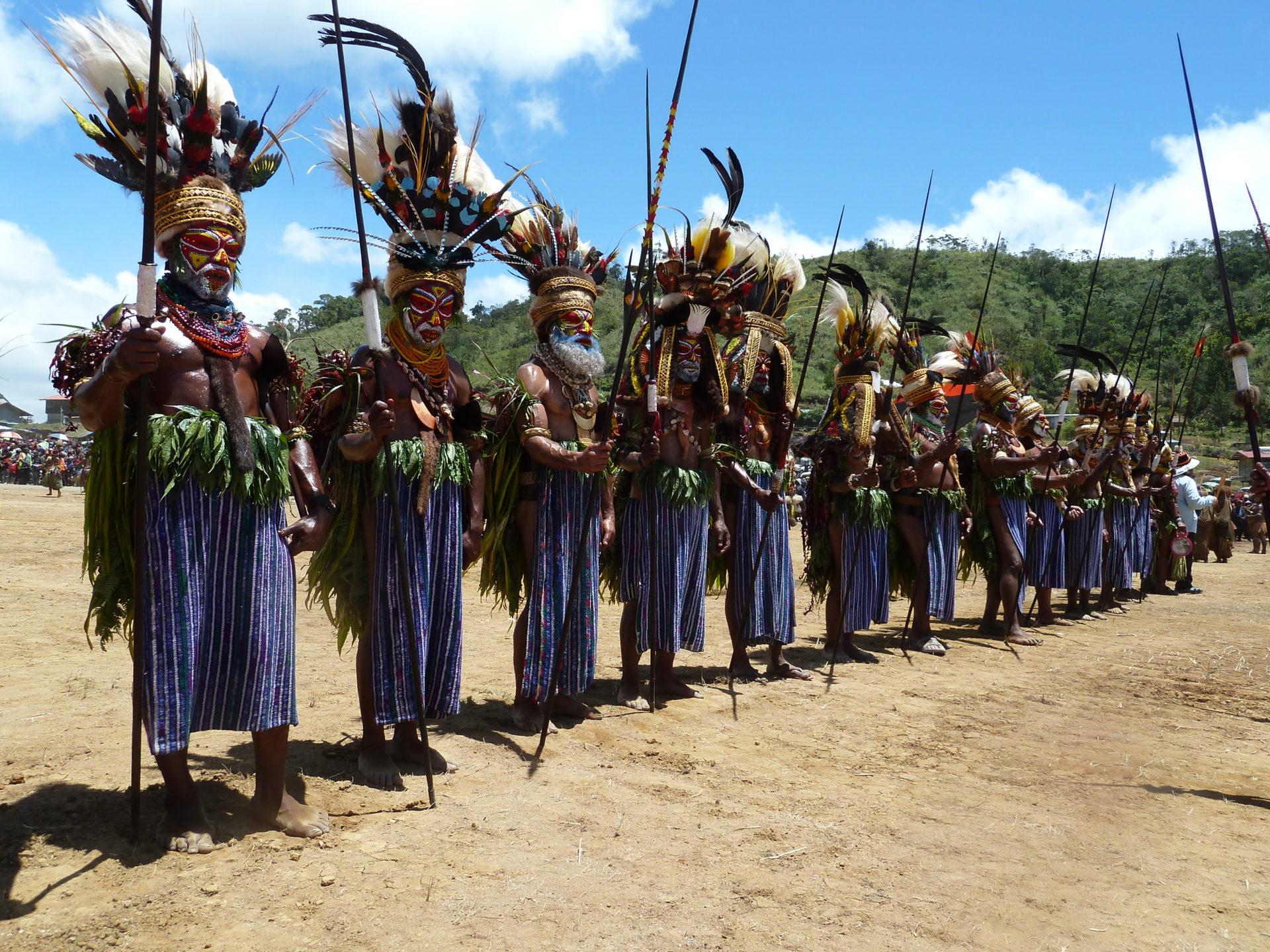 Papoea Nieuw Guinea reis Highlanders