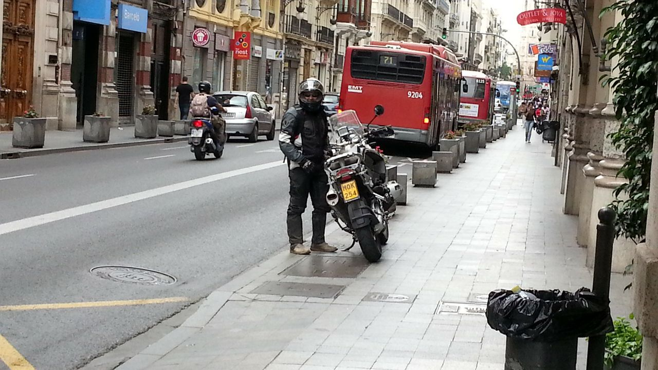 Motorreis Spanje – The Good the Bad and the Ugly3