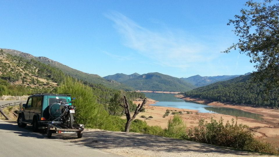 Motorreis Spanje – The Good the Bad and the Ugly5
