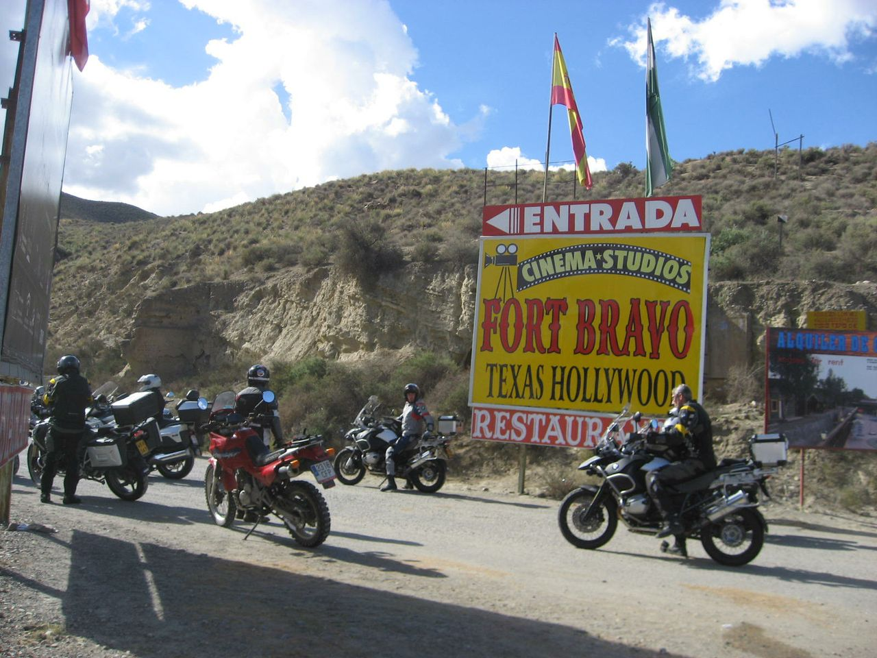 Motorreis Spanje – The Good the Bad and the Ugly14