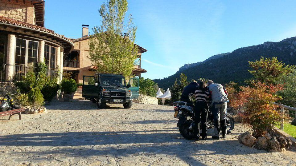 Motorreis Spanje : langs de toppen van de Sierra Nevada6