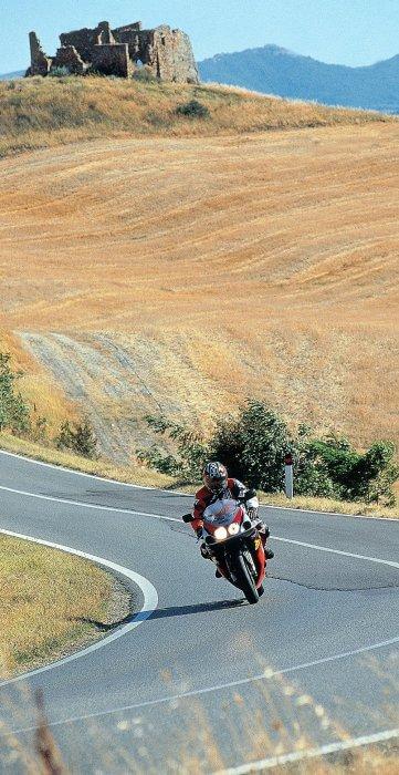 Motorreis Italië – Toscanië2
