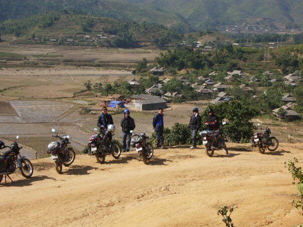 Vietnam, op weg naar Sapa