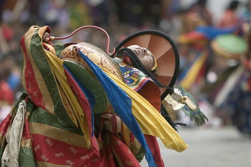 Bhutan – Troon der Goden10