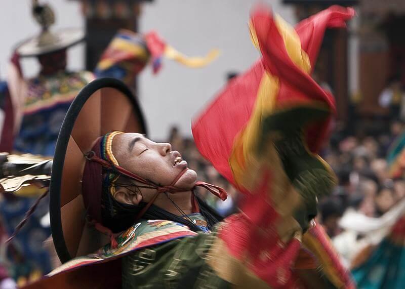 Groepsreis Bhutan – Troon der Goden14