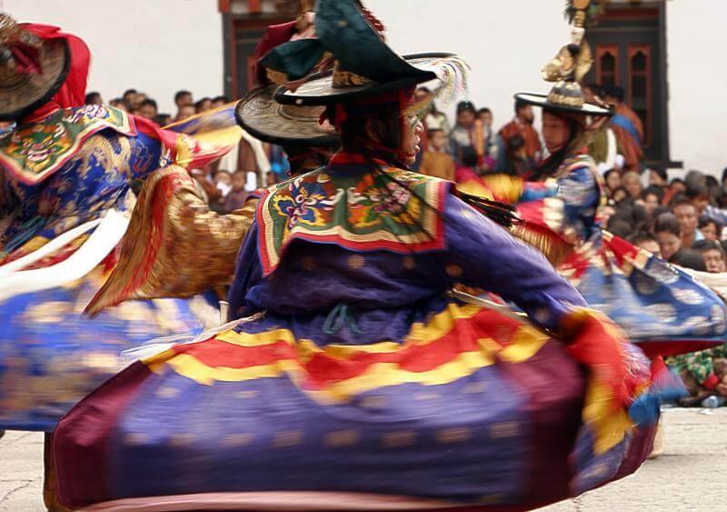 Groepsreis Bhutan – Troon der Goden15