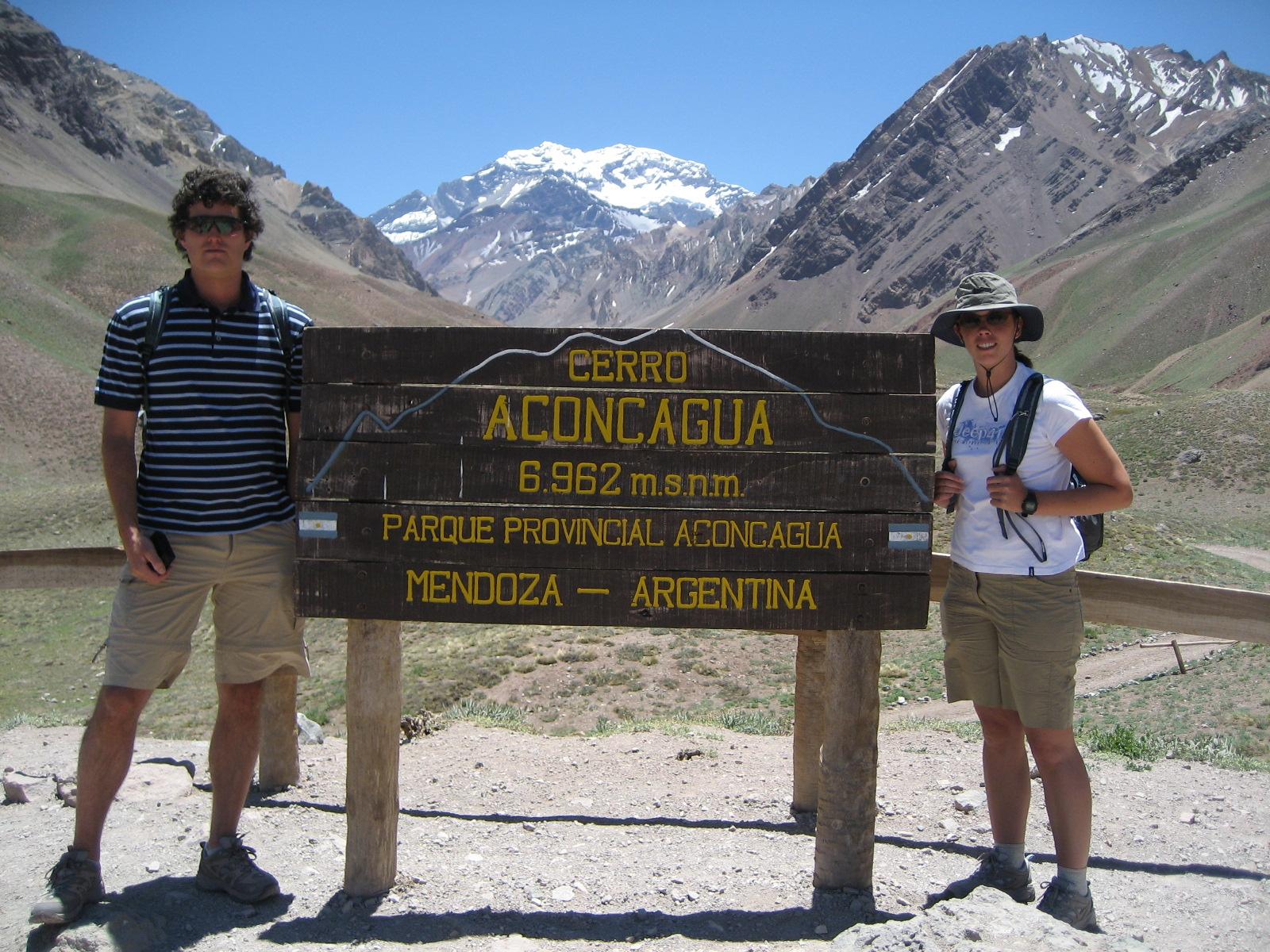 ARGENTINIË – ACONCAGUA BEKLIMMING6