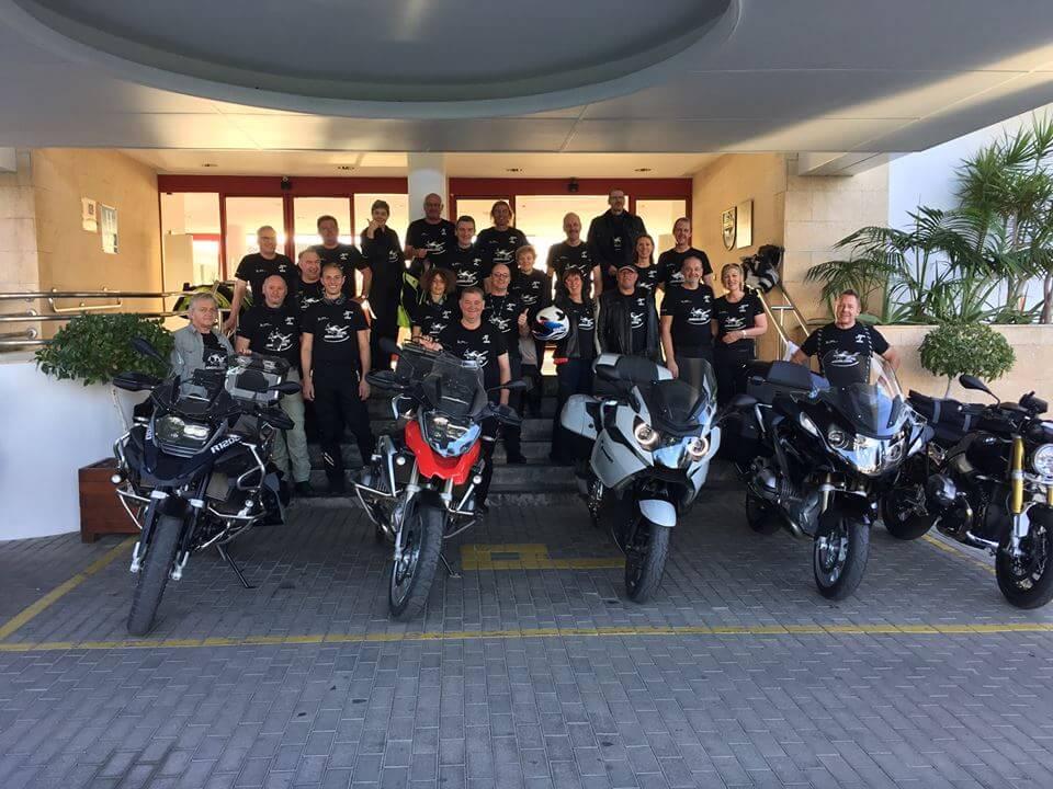 Spanje : Motorreis Andalusië2